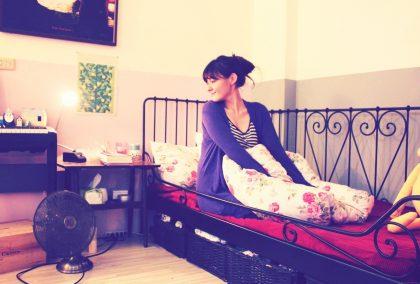 女孩與機器人Riin房間01