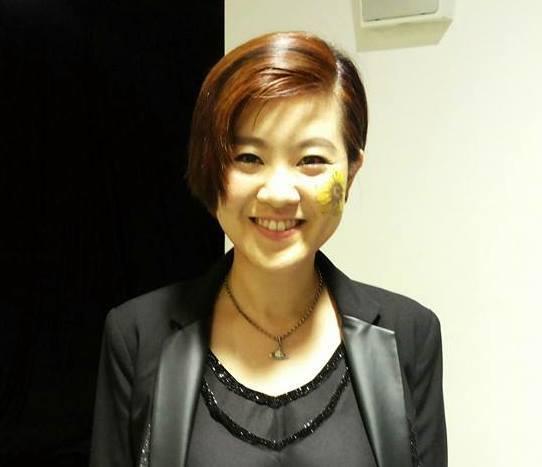 蕭賀碩擔任柯P競選歌曲評審(照片來自【台北調】柯P專輯歌曲募集粉絲頁)