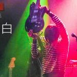 樂手研究室:吉他手昆蟲白「先讓自己走在音樂的道路上,沒踏進來,永遠都無法前進」