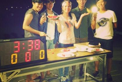 南台灣陽光熱血團孩子王台北首演就在巨獸