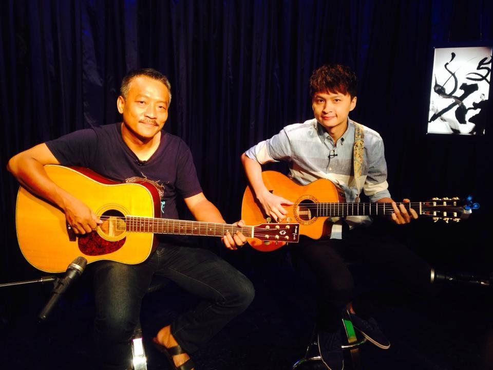 由林福清主辦的故鄉是我的愛人音樂節,陣容將有兩位金曲歌王謝銘祐與陳建瑋。