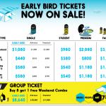香港 Clockenflap 音樂節早鳥票現已開賣!