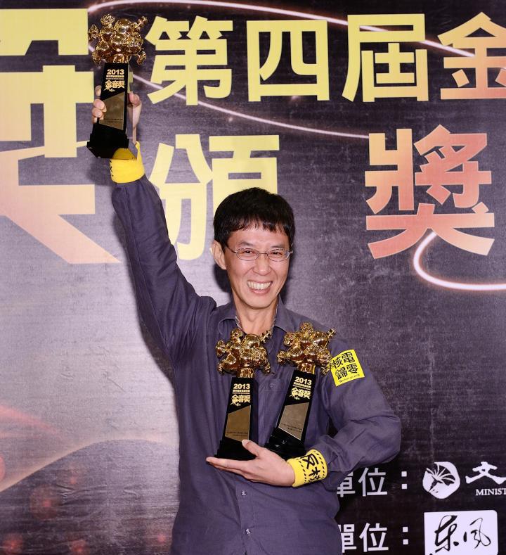 林生祥的作品屢屢在金音獎、金曲獎獲得肯定。
