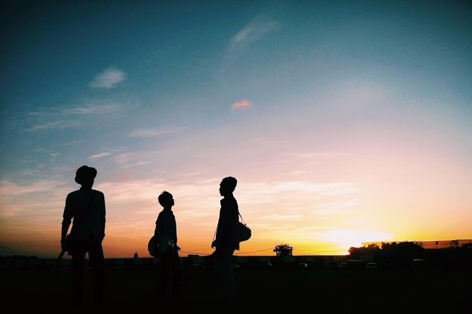 專輯內頁拍攝結束後,生命樹也即將開拍第一支 MV 。