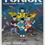 ToNick 大專巡迴音樂會