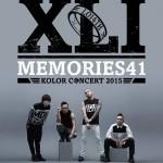 瘋狂的41個月41首歌  Kolor「Kollective Memories 41」音樂會