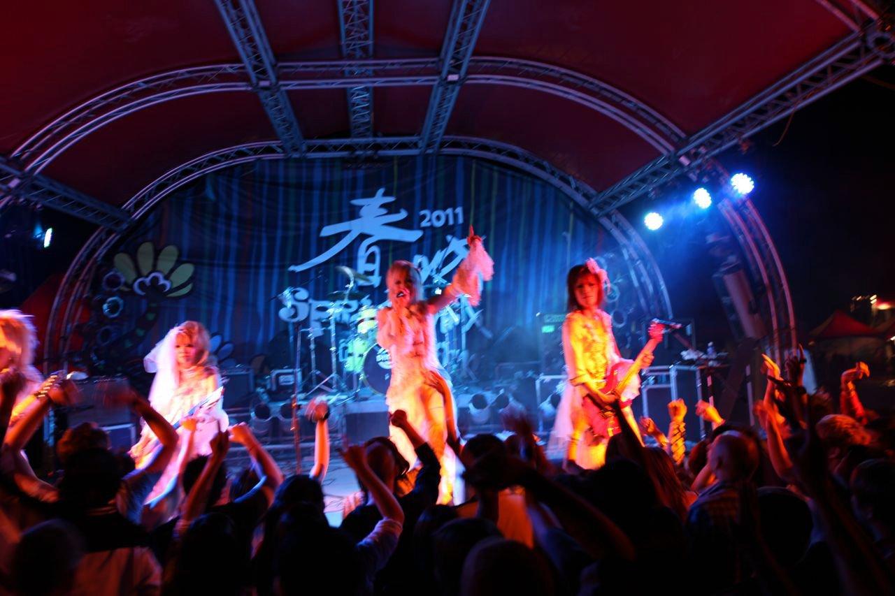 不管是台灣本地還是來自世界各國的200組演出者,讓春天吶喊的表演無人能出其右!