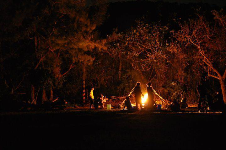 音樂節和露營結合,讓你嗨整晚也不必擔心怎麼回家,盡情享受音樂。