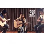 安妮朵拉新歌拍 MV  帶著愉快的心一起入鏡