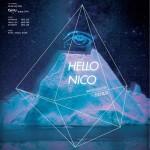 台灣超新星樂團 Hello Nico《熟悉的荒涼》專輯發表音樂會 香港站