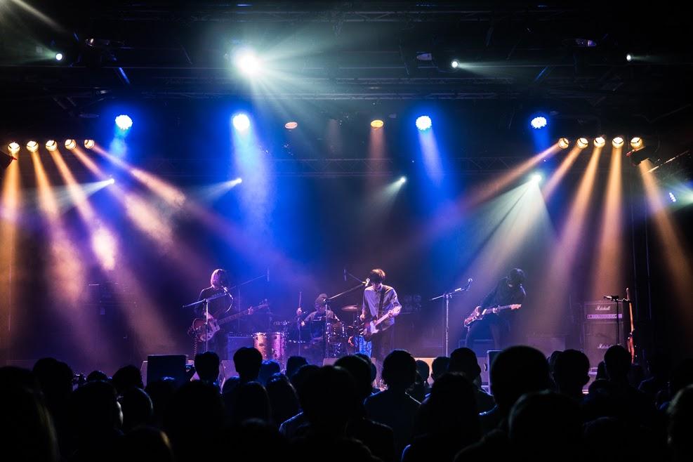 橙草《烏鴉》首唱會完美落幕。(photo by蘑菇通信)