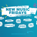 週五從此象徵新音樂 7/10 開始全球 45 個國家統一新作首發日!