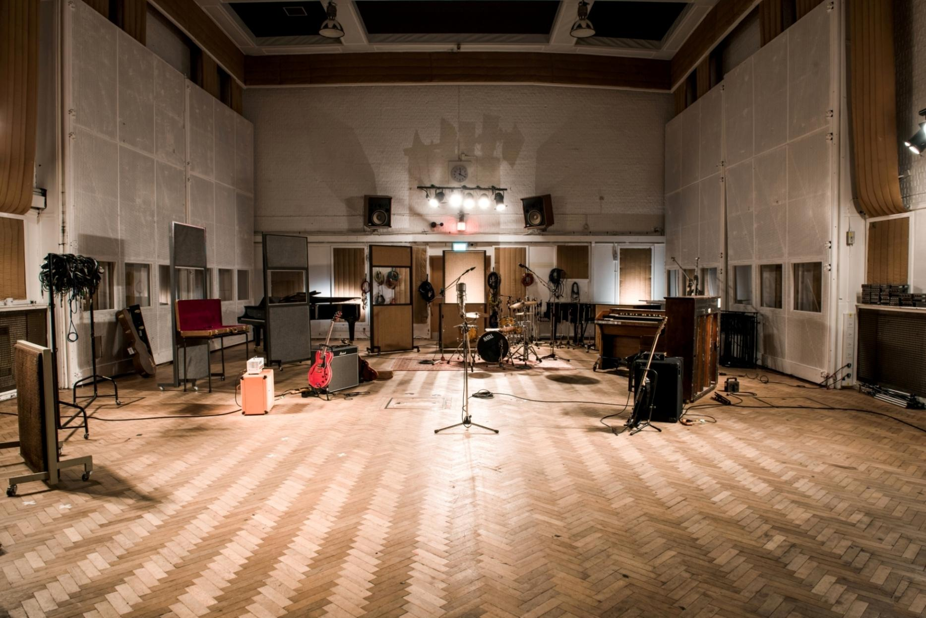 英國倫敦的Abbey Road Studios