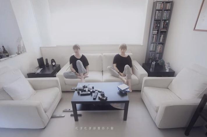 照片連接流暢,MV 畫面設計相當精細。