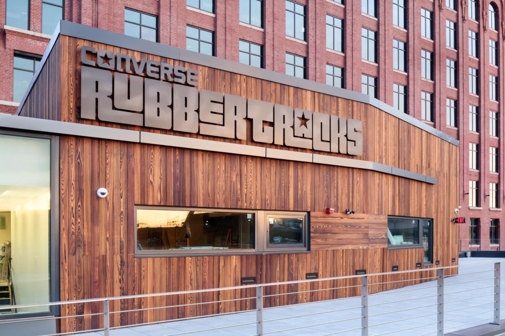 CONVERSE RUBBER TRACKS橡膠製造為84名新銳藝術家開啟全球錄音室殿堂