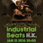 1/23 Hidden Agenda 舉辦工業電音派對