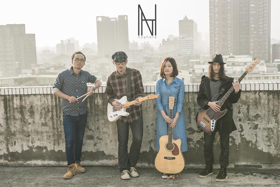 團照-nowhere樂團