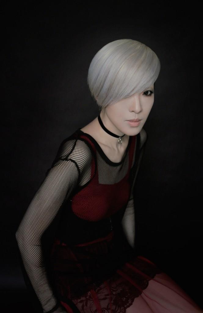 深具獨特美學的台灣音樂人陳珊妮