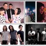 哪些香港樂團會去春吶演出?