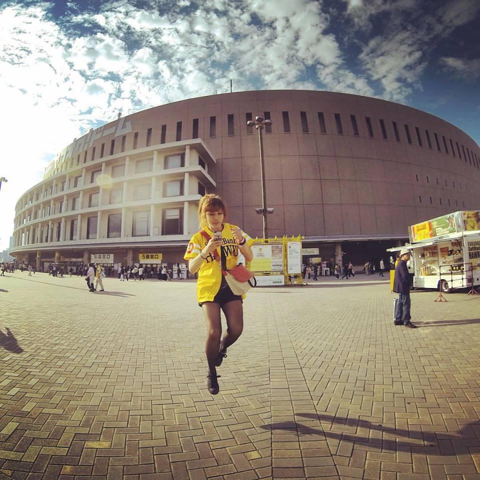 Rachel 10征服日本職棒的最後一座球場