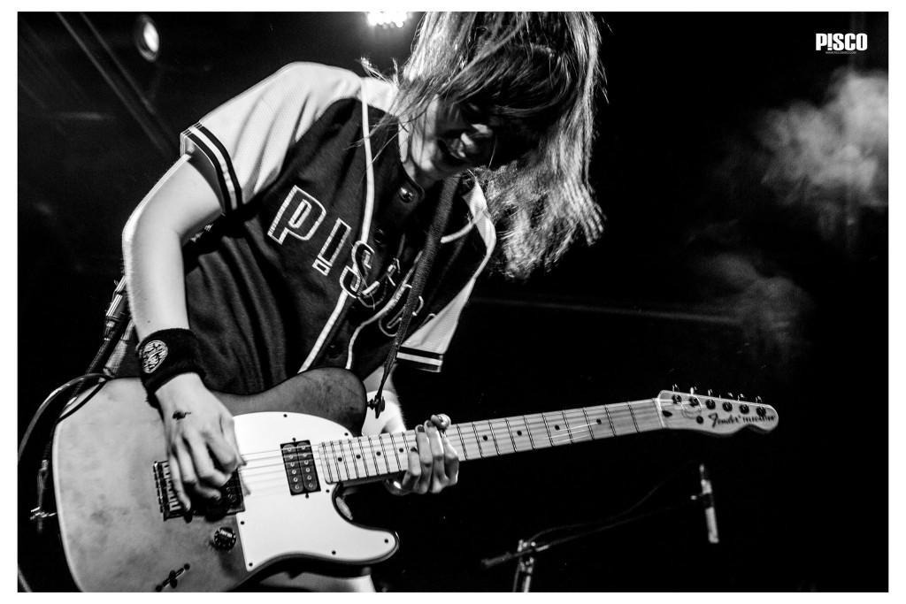 吉他手 Rachel