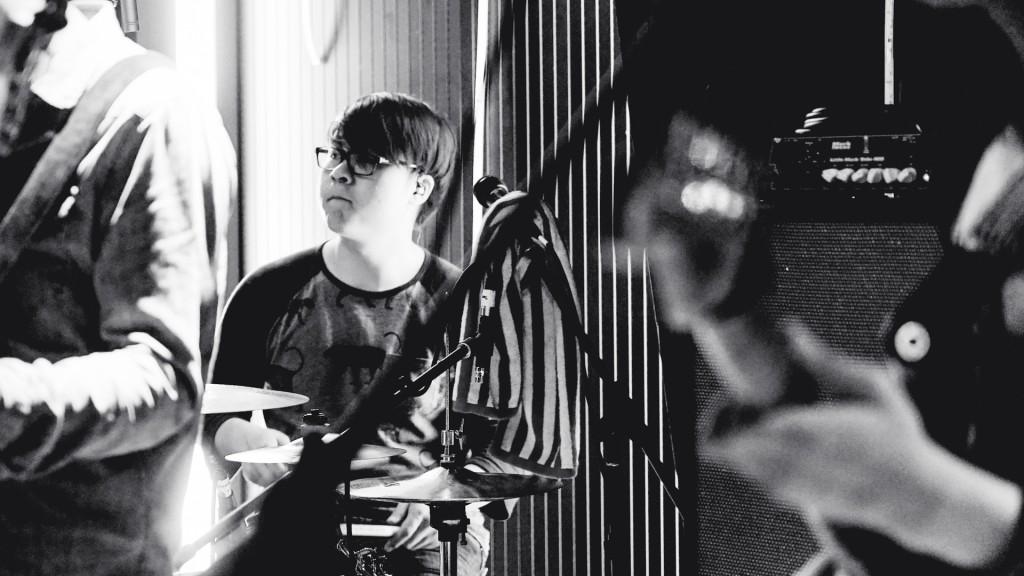 鼓手Eric