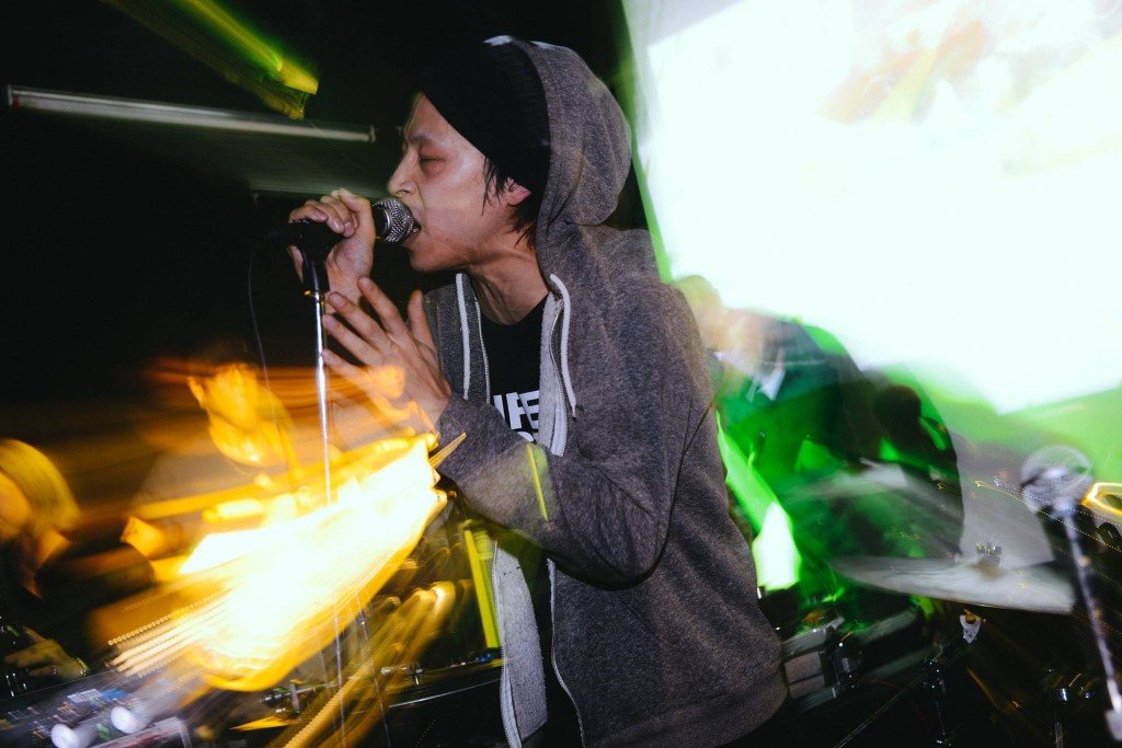 01_嘻哈音樂創作人LEO37,極好的饒舌律動深受觀眾喜愛 (攝於OST3,photo credit Andy Zhuo)