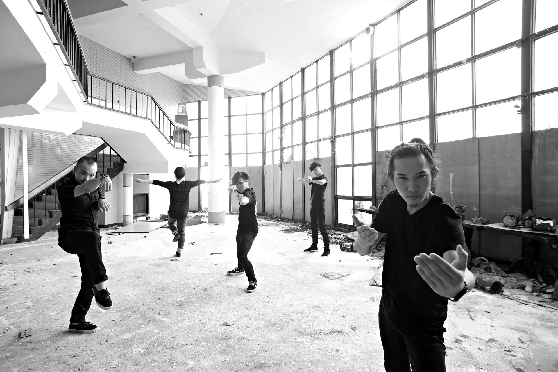 麻花捲怪獸《時去青春》發片演出 7 月 3 日將在高雄岩石音樂登場!