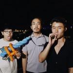 男孩的溫柔要用喊的 獅城樂團 FORESTS 協午夜乒乓 台北熱血共演