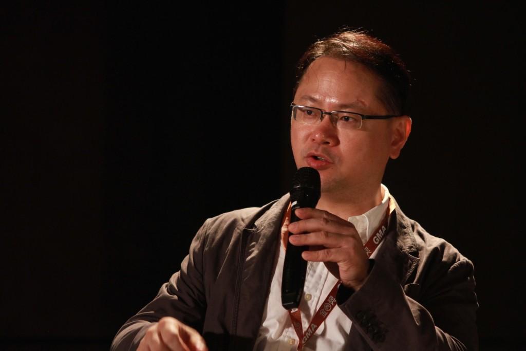 Google 台灣行銷副總經理利啟正
