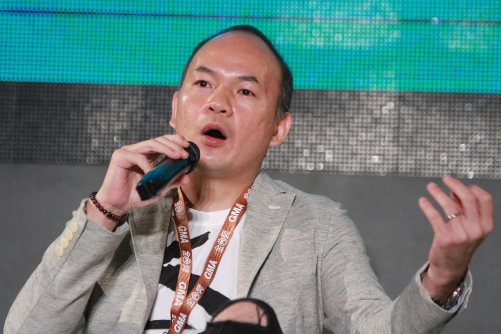 騰訊數位音樂部總經理吳偉林