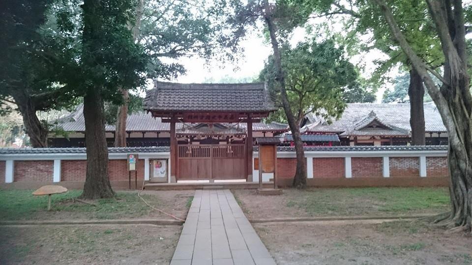 史蹟資料館-日治時代嘉義神社的遺址