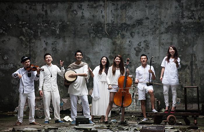 蘇瓦那與CMO樂團