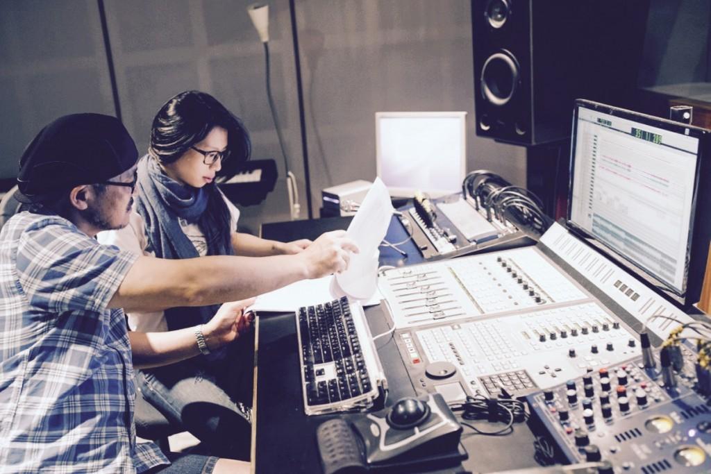 金曲音樂人門田英司與獨立創作歌手范安婷籌備全新創作專輯_03