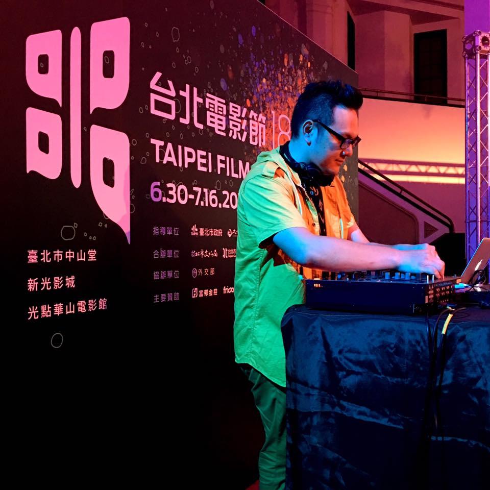 林貓王的部落格「音樂是世界上最美好的事」是台灣十分知名的音樂部落格,除了身兼 DJ,也曾擔任金音獎的評審