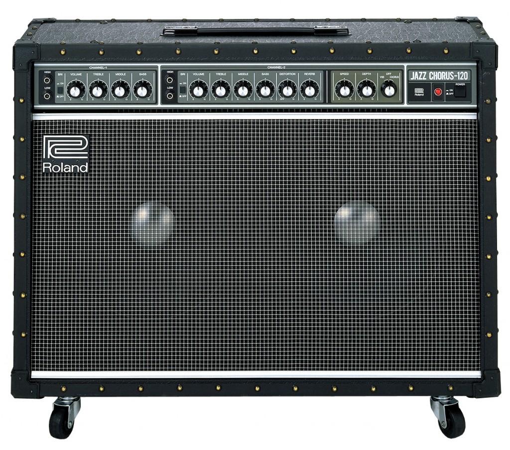 JC120 是台灣早期最常見的音箱之一,以耐用聲音穩定著稱,設計與品質多年來始終如一。