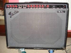 已停產的Fender 「The Twin」