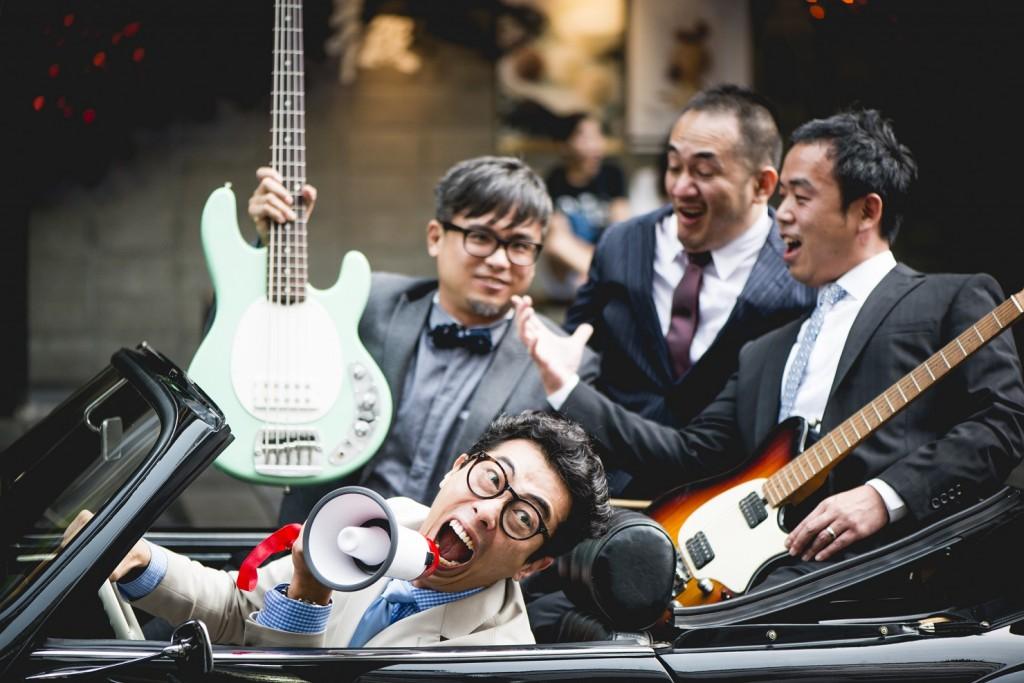 台灣九O年代歡樂放克經典樂團最佳代表──糯米糰,成軍20週年,將再獻經典大聲唱_1
