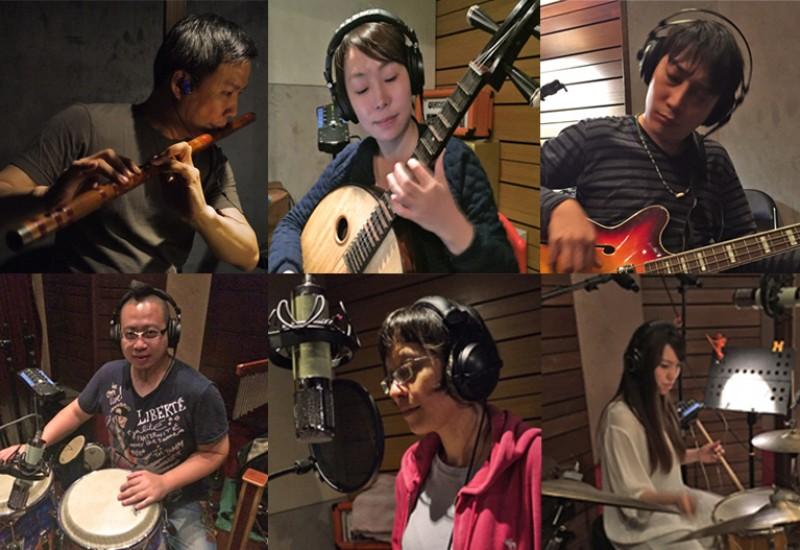 絲竹空爵士樂團由六位資深的樂手老師所組成,以東方傳統樂器融入西方爵士曲風,用音樂遊走於臺灣各文化之間跨界創作。