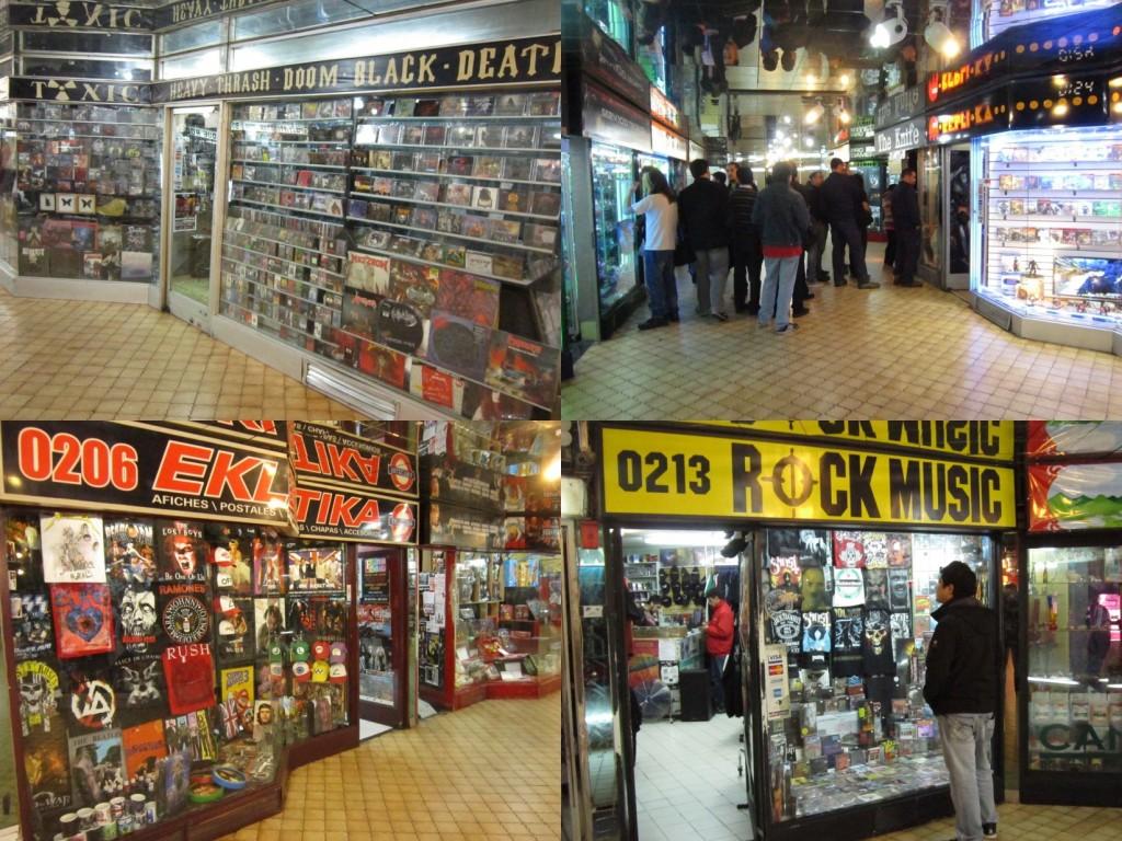 阿峯 2013 年時回智利時拍的,這六年當中這些店家都還在,甚至還開了一些新的。