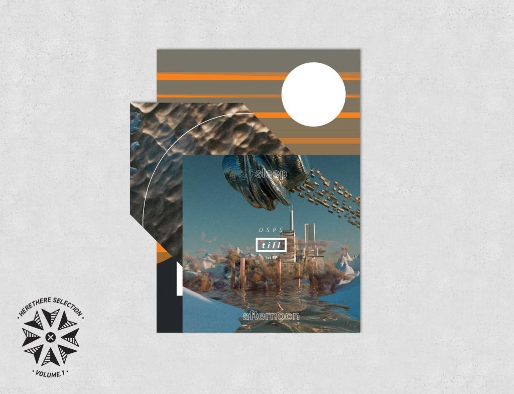 這次的專輯封面也是採用了超現實風格來設計,象徵 DSPS 的患者生活在與世隔絕的世界,上面一條條橫線則呼應〈我會不會又睡到下午了〉,採用了黃昏的顏色,右邊如隕石般的顆粒則代表了俐落的鼓點。