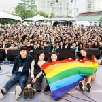 a Simple Day 首日人潮破萬 鄭宜農、黃玠、Suming 發聲支持婚姻平權