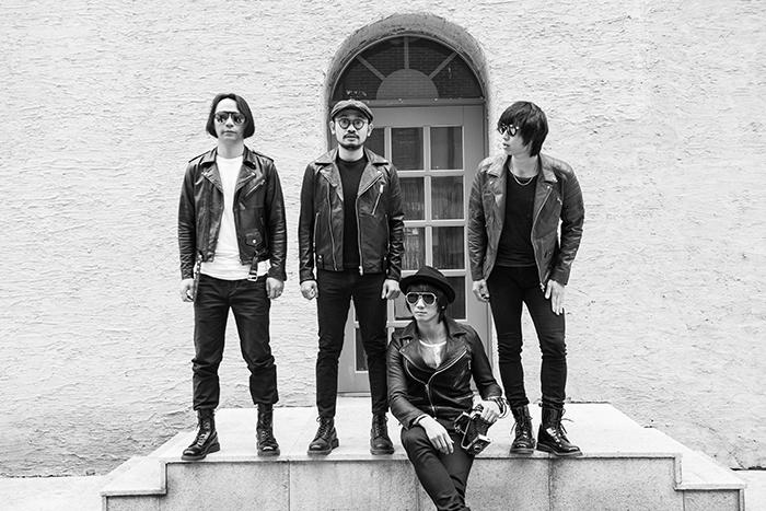 旅行團成員包括主唱孔陽、吉他黃子君、鍵盤手韋偉,和鼓手徐彪。