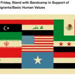 獨立音樂數位商店Bandcamp將捐出一日收入 以反對川普排外政策
