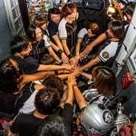 「我們不是超級英雄」專訪邪教樂團 P!SCO 的幕後團隊
