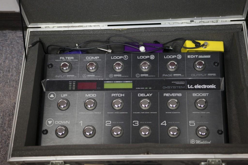 綜合效果器 TC Electronic G-System