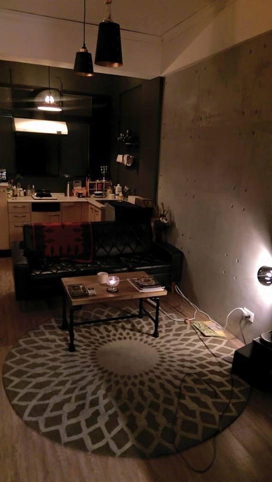 Ruby 的住處,也是她的創作空間。