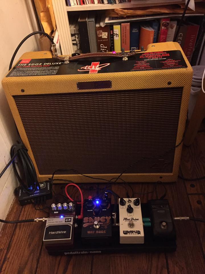 Fender Edge Deluxe Amplifier