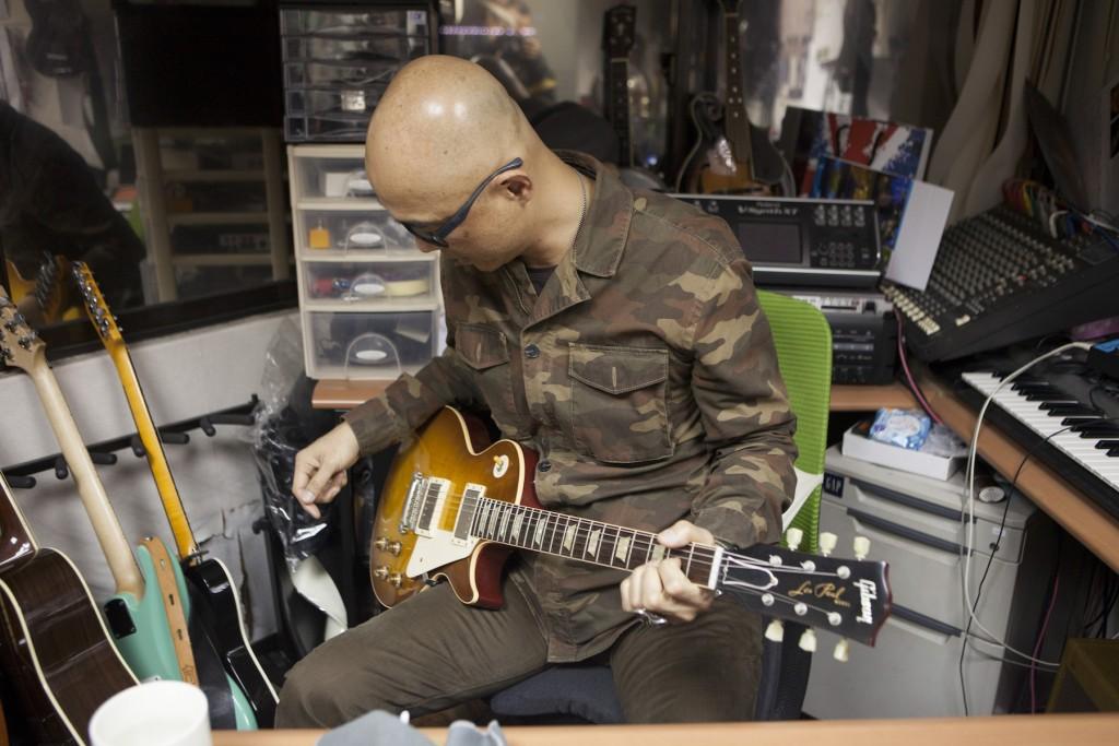 Gibson Custom R9