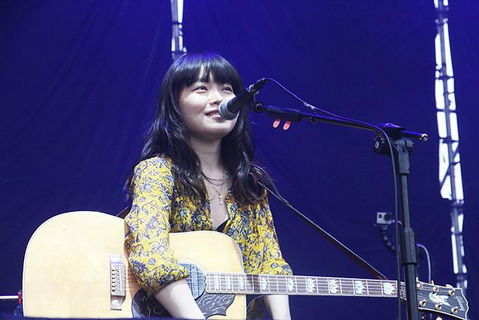 愛的魔幻 (LOVE PSYCHEDELICO)首次以不插電的形式在台灣表演,也宣布即將發行新專輯,並展開巡迴演出。